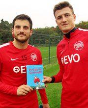 Alexandros Theodosiadis und Florian Treske // OFC
