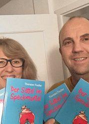 Karin und Beni Frei – auch die neutrale Schweiz liest Offenbacher Real-Satire