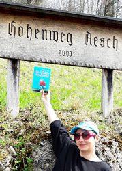 Weit und breit nur Berge, Seen und Literatur