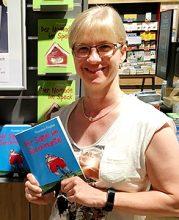 Michaela Schleicher und ihr Lieblingsbuch